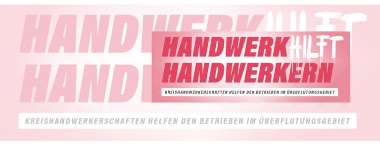 Read more about the article Handwerk hilft Handwerkern