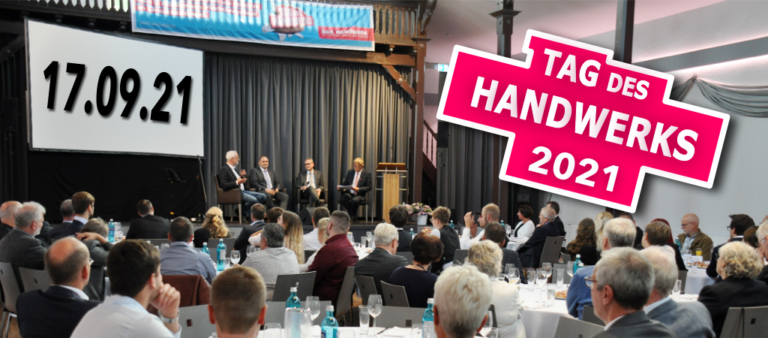 Read more about the article Tag des Handwerks 2021