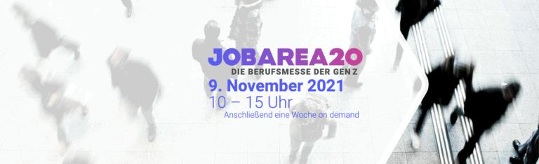 Read more about the article JOBAREA20 – Die Berufsmesse der Gen Z